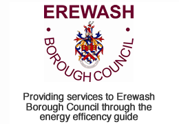 erewash borough council approved pest controller logo